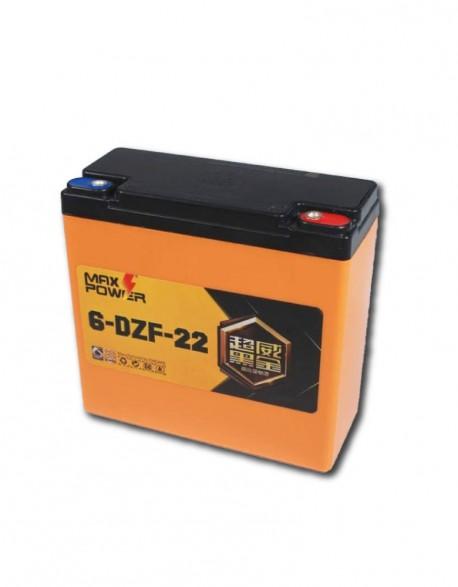 Bateria 12 V 22 Ah Secas