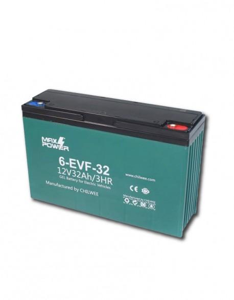 Bateria 12 V 32 Ah Secas