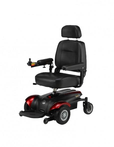 Silla de ruedas eléctrica Ref Vision P322 con sillín cómodo